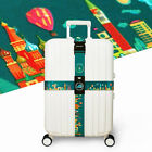 """Adjustable Luggage Packing Cross Strap Belt for 20-32"""" Travel Suitcase Baggage"""