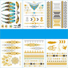 Fashion Pattern Waterproof Temporary Tattoo Body Art Sticker Arm Tattoo stickers $1.19 USD on eBay
