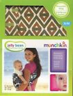 Munchkin Jelly Bean Reversible Baby Sling in African Diamond, Size S/M