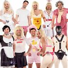 Mens Sexy Fancy Dress Costumes Stag Do Male Adult Uniform Comedy Funny