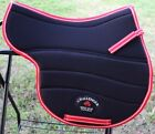 Horse Trail ENGLISH Half SADDLE PAD Anti slip Neoprene Memory Foam Gel 122P