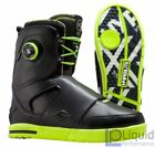 2016 Hyperlite Kruz Wakeboard Boots Black and Yellow