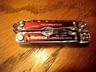 Sheffield letherman style Mini Multi Too.l Key Chain. Pliers. Pocket Knife. MORE