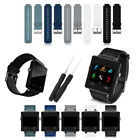 Replacement Watch Band For Garmin Vivoactive Smart Wristband Bracelet W/ Tools