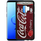 Coke Coca Cola Cherry Cold Drink Can Custom Cover Print Case for Samsung Galaxy £6.99  on eBay