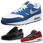 Boys Nike Air Max 1 Leather Suede Trainers Youth Running Shoes Size