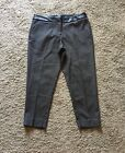 Worthington Moder Fit Pants Color Black White Size 12P