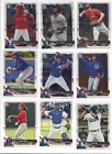 2018 BOWMAN PROSPECTS ROOKIE RC's #'s 1-150 (PAPER or CHROME) WHO DO YOU NEED!!!