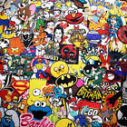 Внешний вид - Awesome CARTOON CHARACTERS - Patches - Embroidered IRON-ON PATCH Store - NEW!