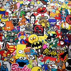 Awesome CARTOON CHARACTERS - Patches - Embroidered IRON-ON PATCH Store - NEW! $2.75 USD on eBay