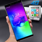 Xgody 16gb Unlocked 4g Android 7.0 Mobile Phone Dual Sim Smartphone Fingerprint