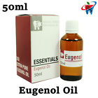 DSI Dental Extra Pure Clove Eugenol Oil Antiseptic Pain relief Dressing  50ml
