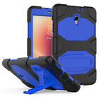 Heavy Duty Rugged Stand Case Cover For Samsung Galaxy Tab A 8.0 2018 T380 T385