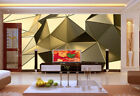 3D Fashion Polygon 65 Wall Paper Wall Print Decal Wall Deco Indoor Wall Mural