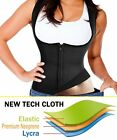 Women Hot Fat Burner Sauna Suits Vest Sweet Sweat Workout Sh