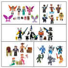 Roblox Lengends Champion Robot Riot Mermaid Playset Action Figure Toy