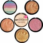 Technic Get Gorgeous Highlighting Powder & Bronzing Make Up Rainbow Face Body