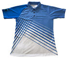 BowlsTrader Prism Series Shirt (Sky/Blue/White)