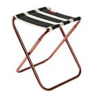 Outdoor Camping Travel Portable Compact Folding Stool Chair Seat + Carry Bag