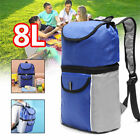 New 20L Insulated Cooling Backpack Picnic Camping Rucksack Beach Ice Cooler Bag