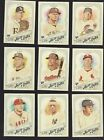 "2018 TOPPS ALLEN & GINTER  #""s 1-199  (STARS, ROOKIE RC's CELEBS) U PICK!!"