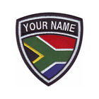 South Africa Custom Crest Embroidered Patch