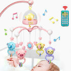 Внешний вид - Baby Crib Mobile Bed Bell With Controller Music Night Light Newborn Hanging Toy