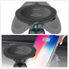 New BQ003 Car Wireless Charging Round Fast For iPhone X8plus Samsung S8 plus