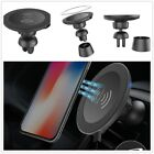 Car Fast Wireless Charging 10 W Car Phone Holder Stand For iPhone X 8 Samsung