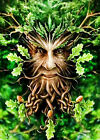 Cartoon Tree People DIY 5D Diamond Painting Full drill Embroidery Decor /2040