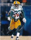 SAM SHIELDS  GREEN BAY PACKERS  SB CHAMPS XLV   ACTION SIGNED 8x10