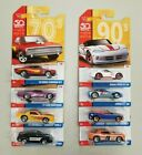 "Hot Wheels 2017    (""70,80, 90's"" 6-10/10)  1/64   ""U pic Em"" Ships/ box"