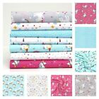 BON BON UNICORN -100% woven cotton & jersey knit fabriC - children dressmaking