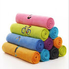 Men & Women Daily Sport Towel Towels for Yoga Hiking Workout Pink Blue Black image