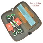 "5.5"" 6.0"" Barber Hair Beauty Cutting Scissors Set Hairdressing Thinning Shears"