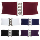 Women Dress Fashion Jeans Formal Waist Belt Retro Vintage Ci
