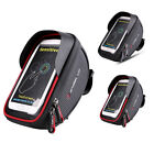 Pouch Frame Cycling Tube Front Bag Mobile Handlebar Top Phone 6'' Bike Pannier