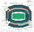 (2) Tickets Eagles vs Cowboys 11/11 - Section 103 - Row 29 Seat 5-6