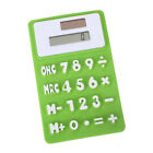 Solar Cell Office Stationery 8-Digit Ultra Thin Creative