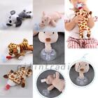 Baby Boy Girl Pacifier Removable Plush Cartoon Animals Doll Nipple Soother Toys