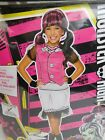 Monster High Draculara Girl's Halloween Dress-Up Costume 8-10 Medium #7124