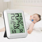 Humidity Meter Thermometer Digital Monitor Indoor Temperature And Hygrometer Top