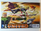 Justice League United #7 Variant Darwyn Cooke D.C. Universe Comics  CB4802