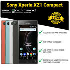Sony Xperia XZ1 Compact G8411 - 32GB - Unlocked - Android 4G LTE Smartphone
