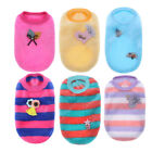 6 PCS Lot Wholesale for Small Teacup Dog Clothes Cat Hoodie Boy Pet Gifrl Puppy