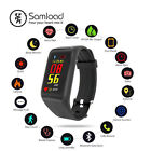 K1 Smart Watch Blood pressure Waterproof Bracelet BT Sport Heart Rate Tracker