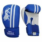 Lonsdale Club Sparring Boxing Gloves Blue-White Gym Training Gloves