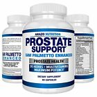 Prostate Supplement - Saw Palmetto + 30 Herbs - Reduce Frequent Urination, Re...