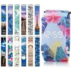 Creative Paper Watch LED Waterproof Paper Strap Digital Wrist Watch Multi-color