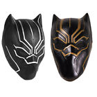 Black Panther Helmet Cosplay Full Head Latex Mask Halloween Party Kids Adults